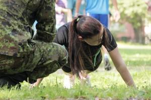 Kõrgema Sõjakooli sisseastumiskatsed (ÜFT) 2008