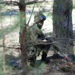 Luurekompanii reservväelaste esimene päev maastikul2